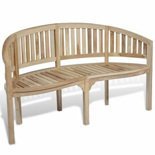 Enjoyable Buy Teak Outdoor Benches Online At Overstock Our Best Machost Co Dining Chair Design Ideas Machostcouk