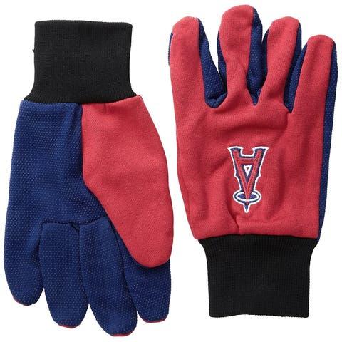 Officially MLB Utility Work Gloves Gardening Team Logo Baseball LA Angels