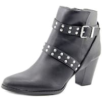 Style & Co. Womens BETZIE Almond Toe Ankle Fashion Boots