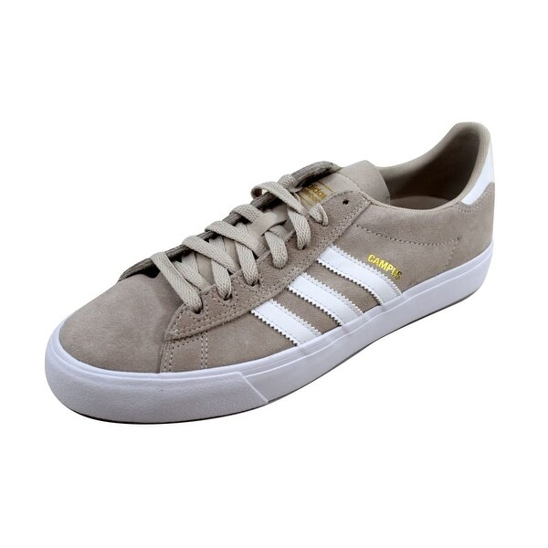 Shop Adidas Men's Campus Vulc II DB0385 Chalk White/Cloud White-Gold Metallic DB0385 II - - 22919350 dd7847
