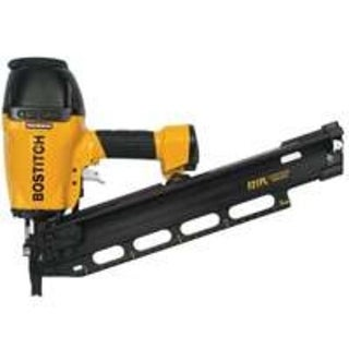 Stanley F21PL Plastic Pneumatic Framing Nailer, 21 degrees