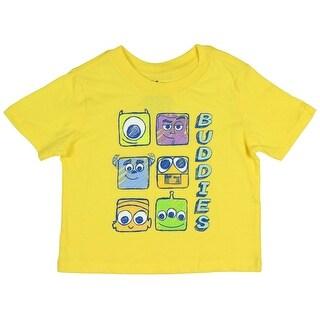 Disney Baby Boys' Boxes Of Buddies T-Shirt
