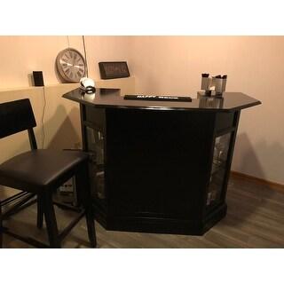 Coaster Company Black Bar Unit