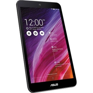 "Manufacturer Refurbished - Asus ME181C 8"" Touch Tablet Intel Atom Z3745 1.33GHz 1GB 16GB Android 4.4"