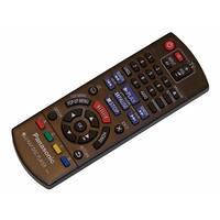 OEM Panasonic Remote Control Originally Shipped With: DMP-BD81, DMPBD81, DMP-BD91, DMPBD91, DMP-BD901, DMPBD901