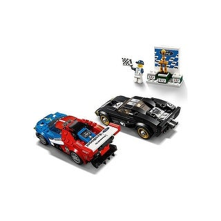 LEGO Speed Champions 2016 For GT 1966 Ford GT40 Construction Set 75881 - Multi