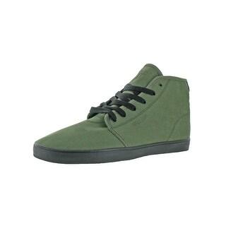 Fallen Mens Daze High Skate Shoes Vegan Vulc