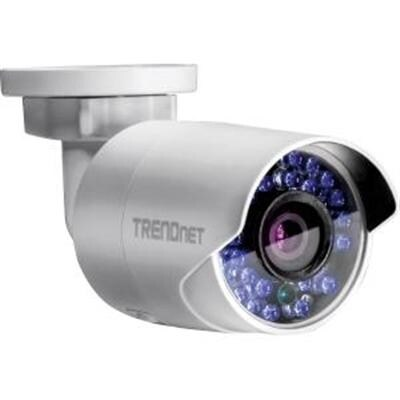 Trendnet Indoor/Outdoor 1.3 Mp Hd Wifi Ip Bullet Camera, Night Vision Up To 100 Ft., Microsd, Dwdr, Android Ios App, Onv