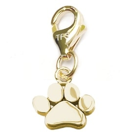 Julieta Jewelry Paw Clip-On Charm