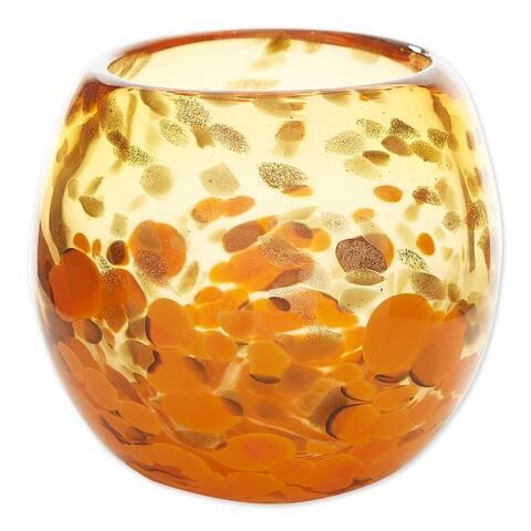 "Bowl Vase 4.5x4.5x4"""
