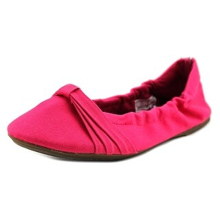 Keen Cortona Bow CVS Women Pointed Toe Synthetic Pink Flats