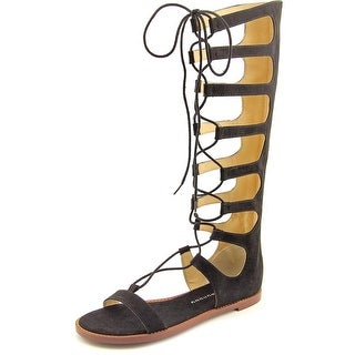 Chinese Laundry Galactic Women Open Toe Suede Gladiator Sandal