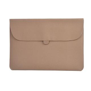 13.3  Shockproof Notebook Laptop Sleeve Bag for Macbook Khaki