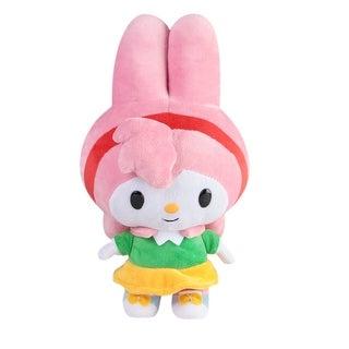 "Sonic x Sanrio 10"" Plush: Amy x My Melody"