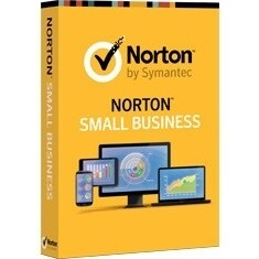 """Norton 21328712 Norton v.1.0 Small Business - 5 Device, 1 User - Internet Security Box - DVD-ROM - Mac, PC, Handheld - English"""