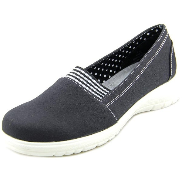 Beacon Jamie Gored Women Blk Flats