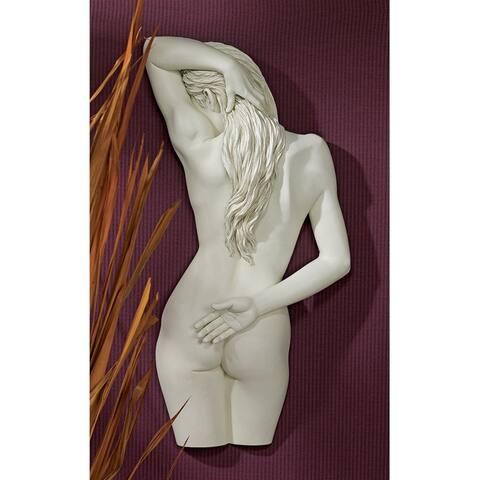 Design Toscano Sweet Surrender Wall Sculpture