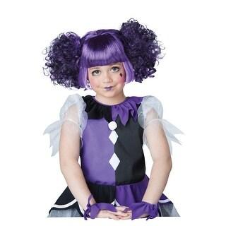 Gothic Dolly Wig