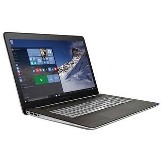 "HP ENVY 17-u011nr 17.3"" Touch Laptop i7-6500U 2.5GHz 16GB 512GB NVIDIA 940MX W10"