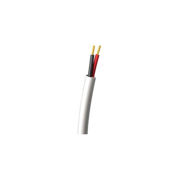 C2G 40537 C2G 250ft Bulk 18 AWG Speaker Wire - Plenum CMP-Rated - 250ft