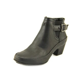 Rialto Sabana Women Round Toe Synthetic Black Bootie