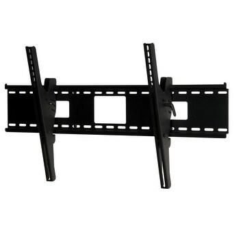 Peerless 46 - 90 Inches Universal Tilt Mount, Black