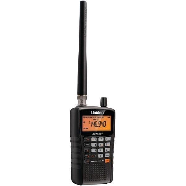 Uniden Bc75Xlt Bc75Xlt 300-Channel Handheld Scanner