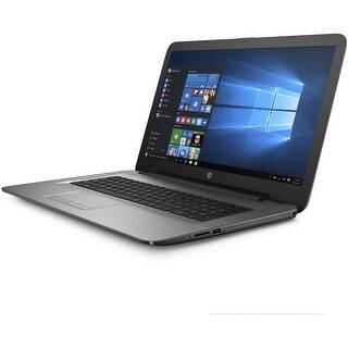 """HP 17-Y010NR 17.3"""" Laptop AMD A8-7410 2.2GHz 4GB 500GB Windows 10"""