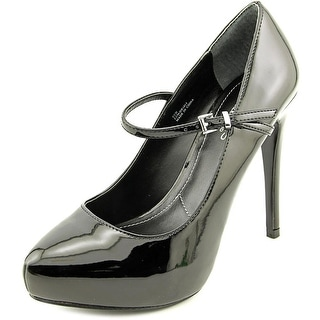 Charles By Charles David Faye Pointed Toe Patent Leather Mary Janes
