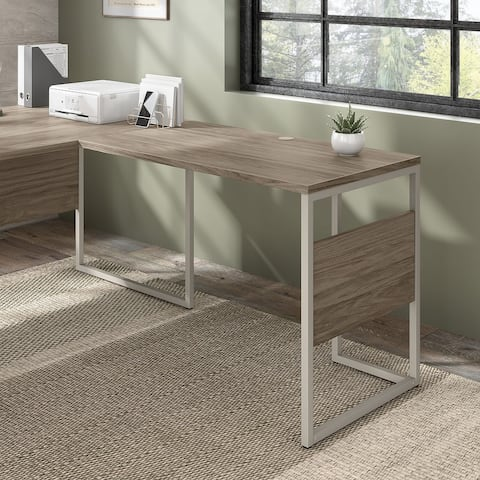 Hybrid 42W x 24D Desk Return/Bridge by Bush Business Furniture