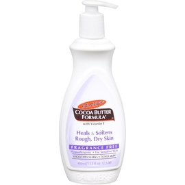 Palmer's Cocoa Butter Formula Lotion Fragrance Free 13.50 oz