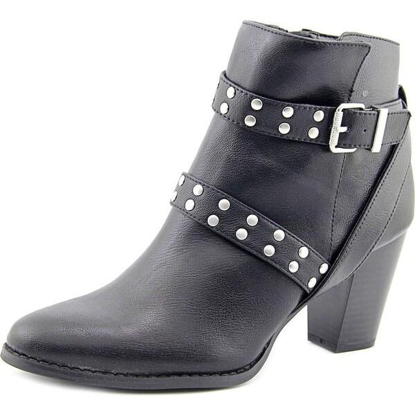 Style & Co Betzie Women Black Boots