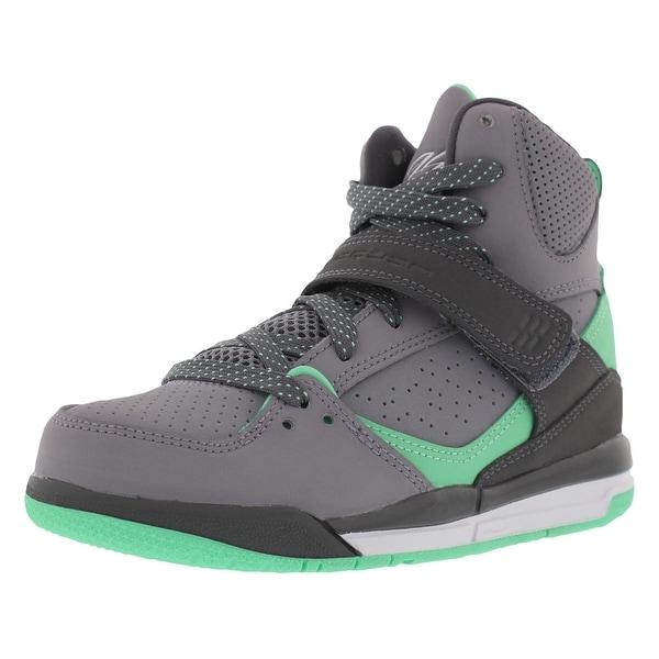 c62680b2d3d Shop Jordan Flight 45 High Basketball Kid's Shoes - 12 m - Free ...