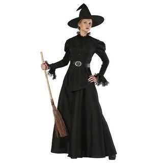 Classic Black Witch Women's Costume