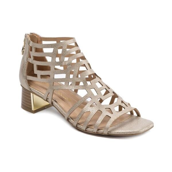 Andrew Geller Hillary Women's Sandals & Flip Flops London Silver