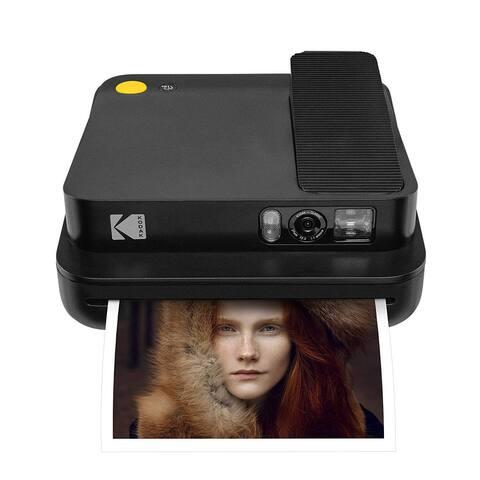 KODAK Smile Classic Digital Instant Camera with Bluetooth (Black)