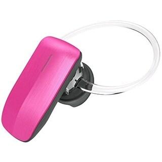 Quikcell Color Burst Mini Bluetooth Headset (Pink) - C-BT245-PNK