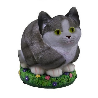 Glow Anywhere LED Cat Statue/Nitelite