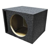 15 in. Single MDF Woofer Box Vented