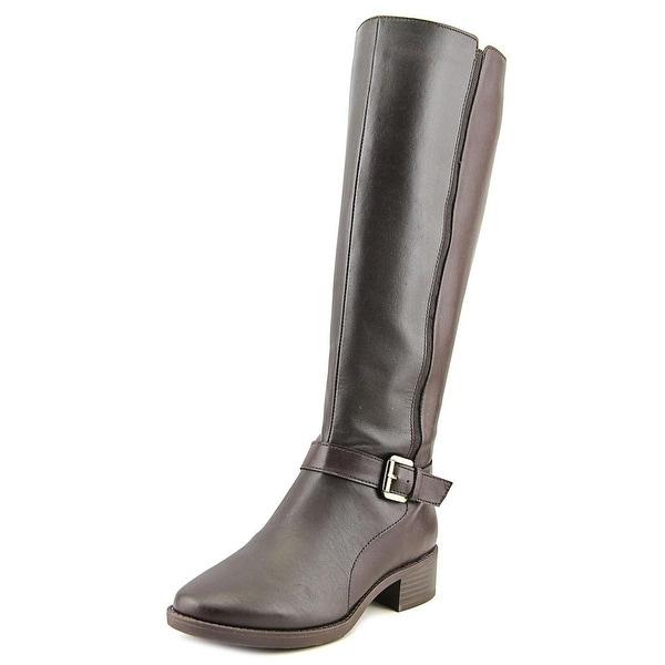 Easy Spirit Nadette DBRN MU LE Boots