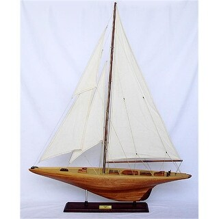 Old Modern Handicrafts Y047 Shamrock Mid Model Boat