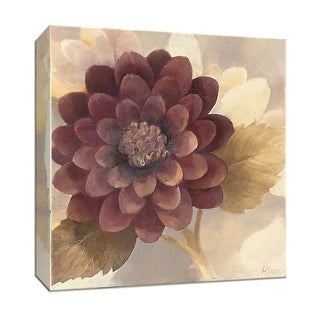 "PTM Images 9-152580  PTM Canvas Collection 12"" x 12"" - ""Abundant Floral II v2"" Giclee Flowers Art Print on Canvas"