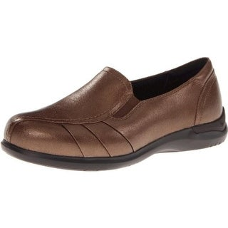 Aravon Womens Faith Leather Loafers