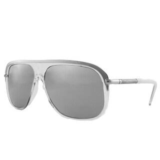 Michael Kors MKS649/M DAKOTA 971 Crystal Aviator Sunglasses