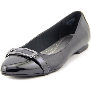 Karen Scott Cadyy Pointed Toe Synthetic Flats