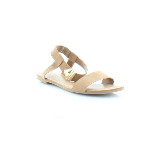 Bar III Victor Women's Sandals & Flip Flops Dark Tan