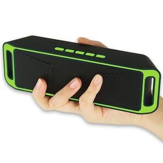 Indigi® Portable Wireless Super Bass Stereo Bluetooth Speaker for Smartphone Tablet PC