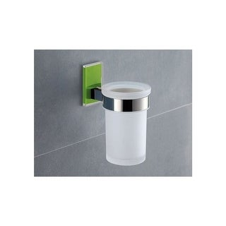 Nameeks 7810 Gedy Maine Wall Mounted Tooth Brush Holder - n/a