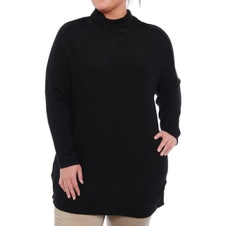 Cullen 3/4 Sleeve Turtleneck Basic Sweater Women Regular Sweater
