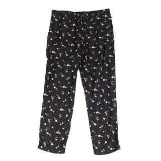 Lauren by Ralph Lauren Womens Floral Printed Pants